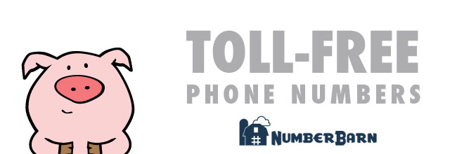 Toll-free Numbers from NumberBarn