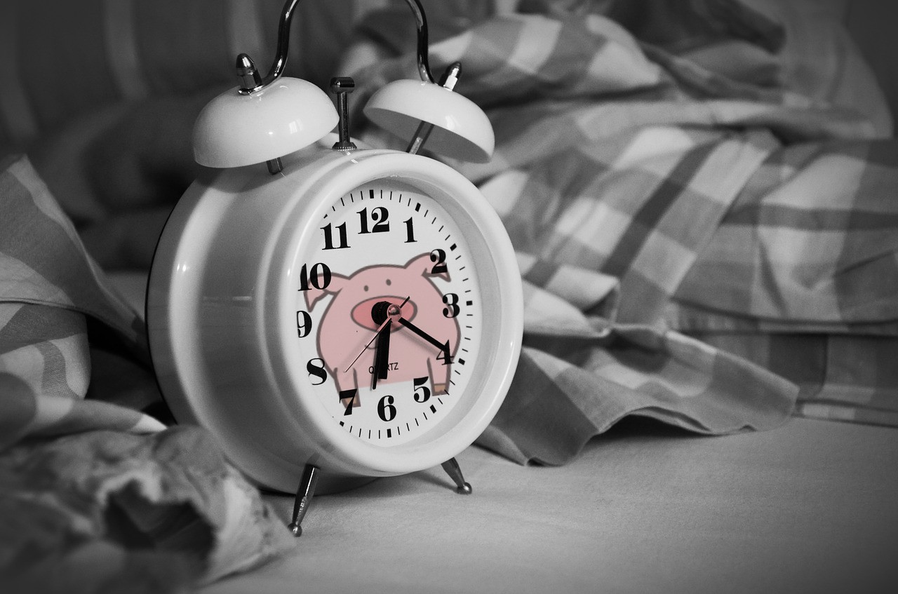 5 Creative Alarms To Get You Up & Out of Bed