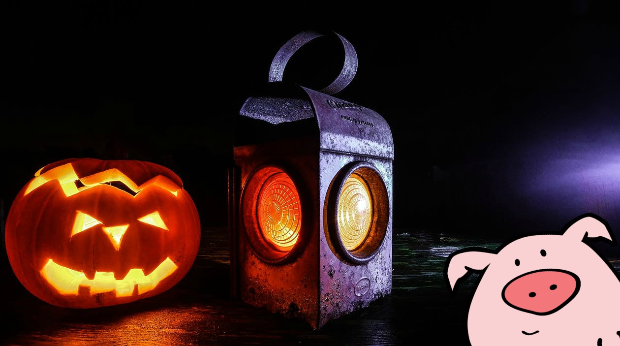 5 Pig Halloween Costumes for the Whole Family