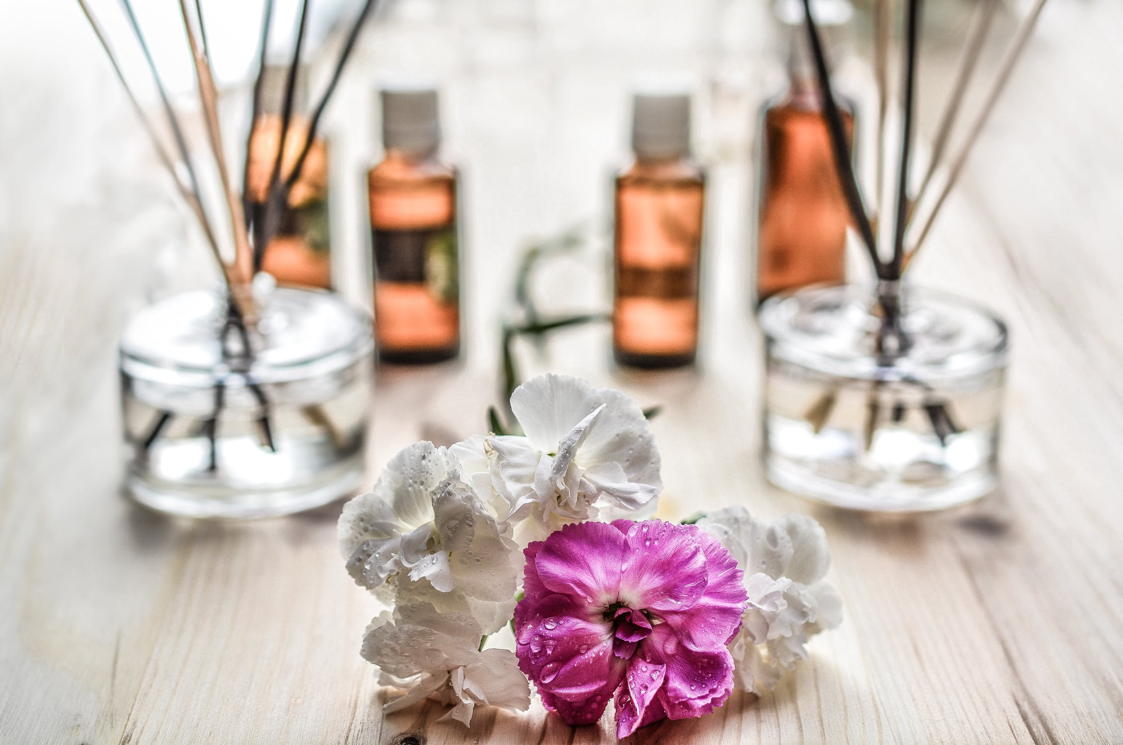 Freshen Up with Essential Oils