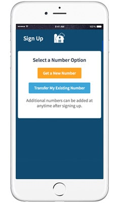 Mobile App for Outbound Calling with NumberBarn